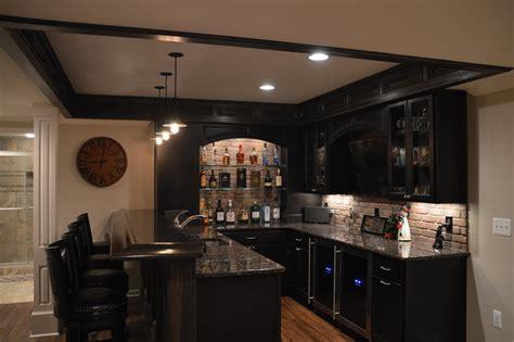 finished basements  design ideas photo album