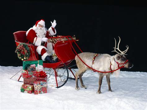 santa claus christmas wallpaper 2736273 fanpop