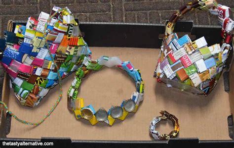 craft for from waste and craft ideas with waste material ye how to make a