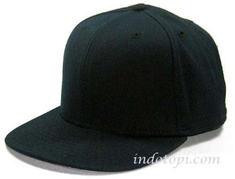 Topi Trucker Jaring Jaring Disc Putih Biru 1 grosir topi murah buat topi pesan topi dan desain topi