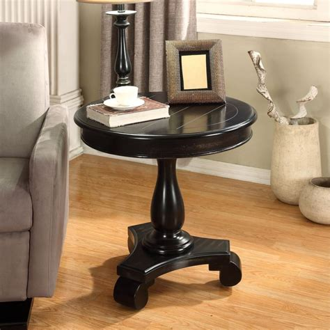 wood pedestal side table best 25 pedestal side table ideas on