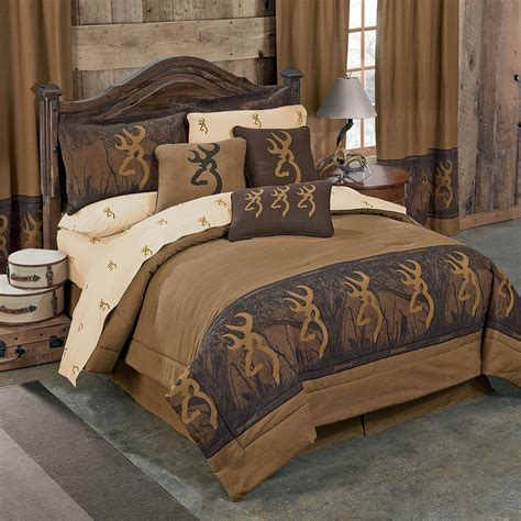 browning bedroom set oak tree buckmark by browning beddingsuperstore com