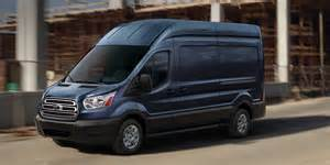 2016 Ford Transit 2016 Ford Transit Vehicles On Display Chicago Auto