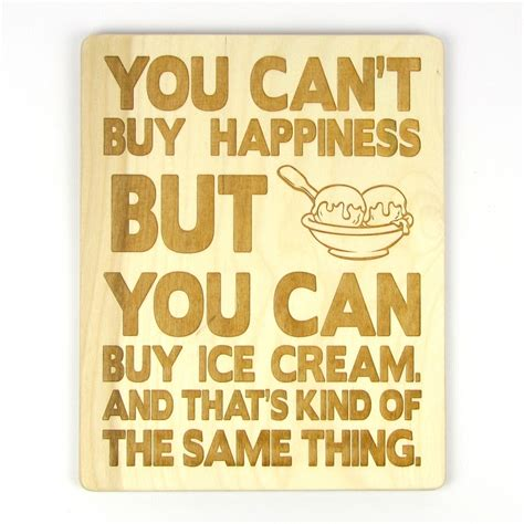 can you buy bellami in stores quot you can t buy happiness but you can buy ice cream quot wood