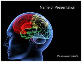 Brain Ppt Template By Templatesvision Teaching Resources Tes Brain Powerpoint Templates