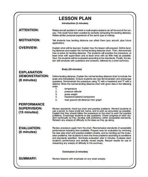 integrated lesson plan template best integrated lesson plan template images exle