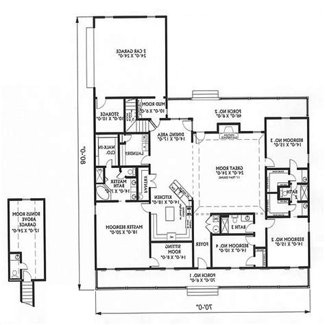 big country 5746 4 bedrooms and 3 5 baths the house big house plans photos