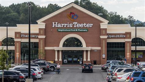 new harris teeter opens in gastonia shopping center