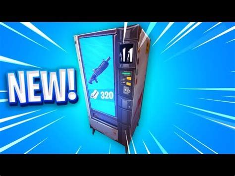 fortnite vending machine vending machines in fortnite