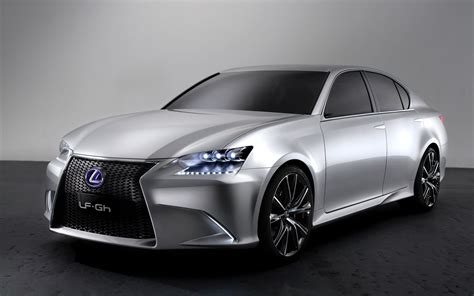 lexus cars 2011 2011 lexus hybrid concept wallpaper hd car wallpapers