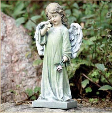Weeping Garden Statue by Weeping Garden Memorial Grave Cemetery Statue Ebay