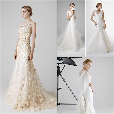 Peter Langner Wedding Dress Collection 2016 MODwedding