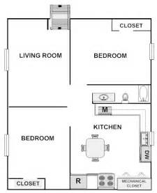 2 Bedroom Apartments Drawing Two Bedroom Pine View Apartmentspine View Apartments