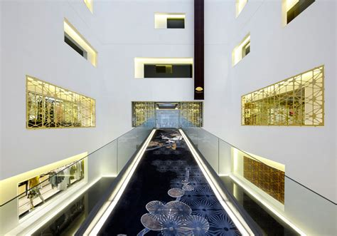 Top Hospitality Interior Design Firms by On Dise 241 O Proyectos Mandarin Barcelona