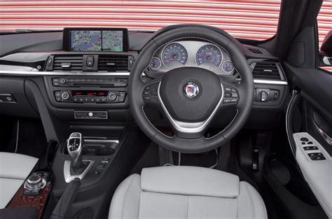 Alpina B3 Interior by Alpina B3 Biturbo Interior Autocar