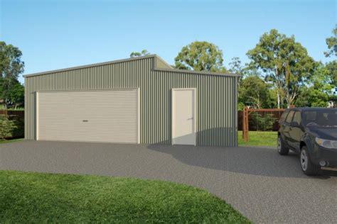 A Shed Garage by Garage Sheds Wide Span Sheds
