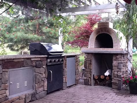 outdoor kitchen designs with pizza oven pizza oven and outdoor kitchen outdoor area ideas