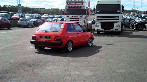 1983 toyota starlet with 16v engine for sale at