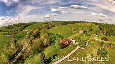 kentucky home and land for sale sustainable farm land