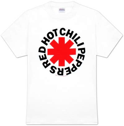 Tshirt Nirvana Aulia Mest Product chili peppers asterisk logo bluser p 229 allposters dk