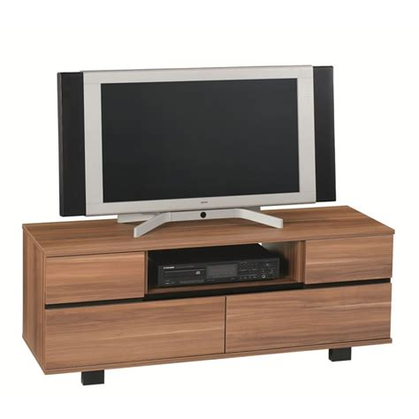 office desk with tv mount cuuba media line 220 walnut tv stand unit home office