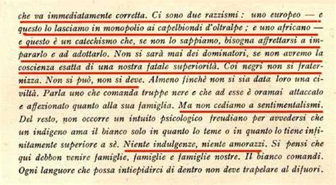 l ingresso di trimalchione riassunto impero coloniale dell italia nel 1949 anche la beffa