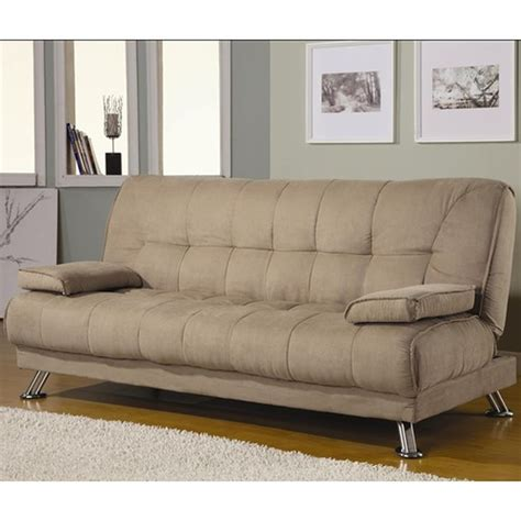 beige sofa bed coaster 300147 beige fabric sofa bed a sofa