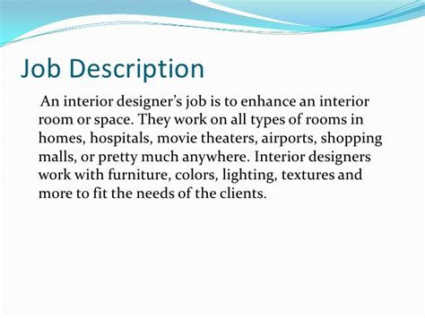 Home Interior Designer Job Description by Interior Design Jobs From Home Home Interior Designer Job