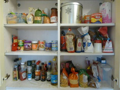 Food Cupboard Much More With Less Storecupboard Challenge Results