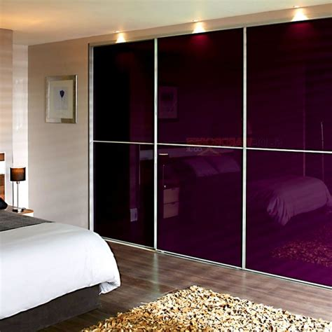 20 Closet Door Aries Closet Door Purple Csd 20 Acrylic And Mdf Aries Interior Doors