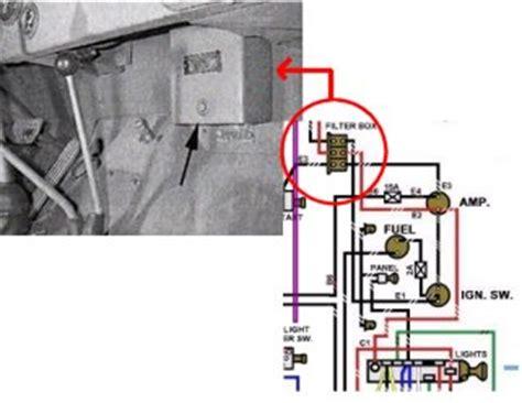 installing  wiring harness