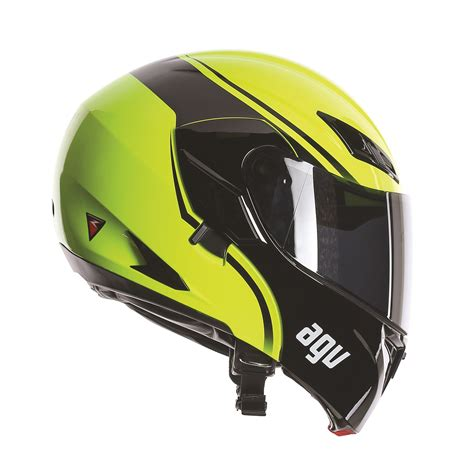Helm Mds Flip Up Visor agv compact course flip front motorcycle helmet agv helmets