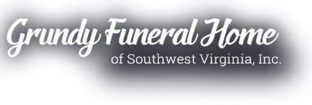 grundy funeral home grundy va