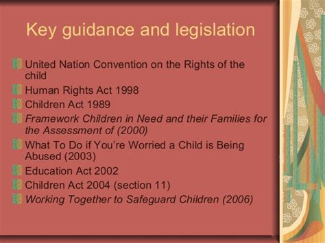 section 8 of the children s act 1989 safeguarding children quot managing abuse quot