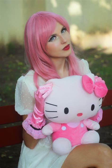 kumpulan foto cewek  kitty lucu baju  kitty girl