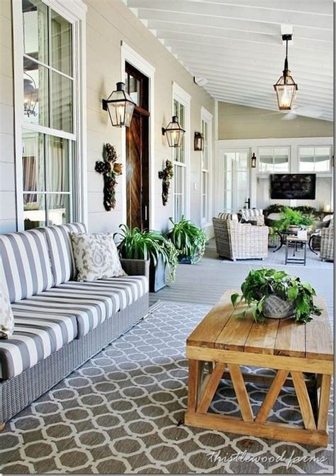 southern living idea home tips for choosing your patio rugs messagenote