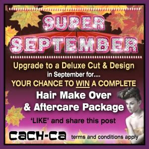 Make Friends With Your Hair And Win by Cach Ca Win A Hair Make