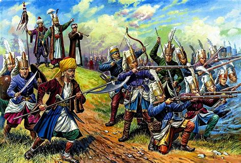 Janissaries Ottoman Empire ottoman janissaries deadliest fiction wiki write your own fictional battles you always