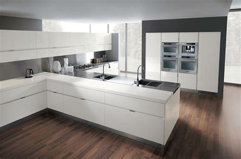 white modern kitchen 10 italian kitchen work table ideas