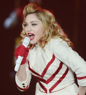 Madonna Would Support Al For President by Madonna Shows Support To President Obama During New York