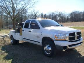 Dodge Dually Trucks For Sale 2006 Dodge Ram 3500 Diesel Dually 4x4 Welding Truck For