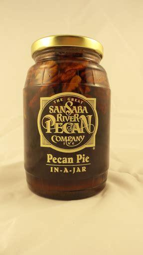indianola pecan house pecan pie in a jar indianola pecan house online store
