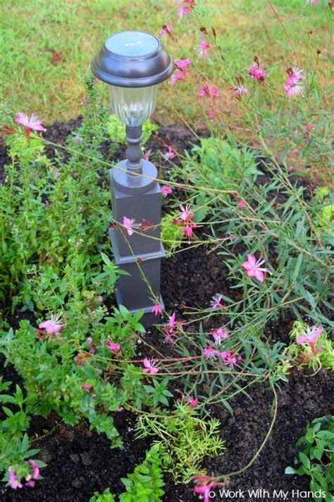 Diy Solar Garden Lights 28 Cheap Easy Diy Solar Light Projects For Home Garden