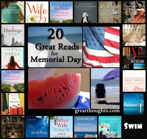 memorial day golf books 20 great reads for memorial day weekendgreat thoughts