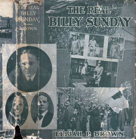 the real billy sunday the and work of rev william sunday d d the baseball evangelist classic reprint books the real billy sunday the and work of rev william