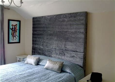 wall hung headboard wall mounted headboards home design