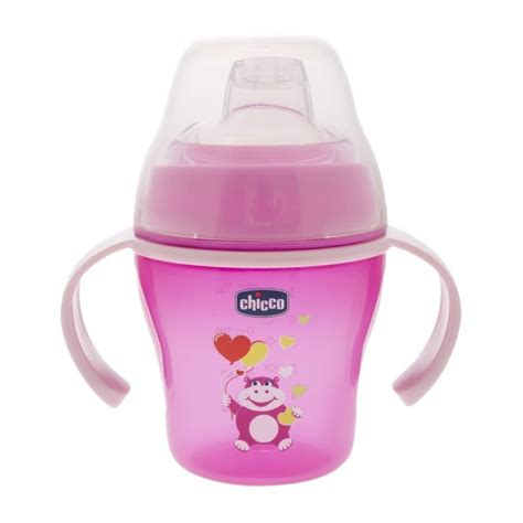 Chicco 200ml T1310 1 chicco soft cup with designs 200ml 6m 1pc baby from pharmeden uk