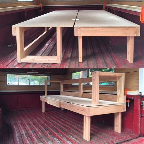 boat bench seats that fold into a bed 25 best ideas about truck bed cer on pinterest truck