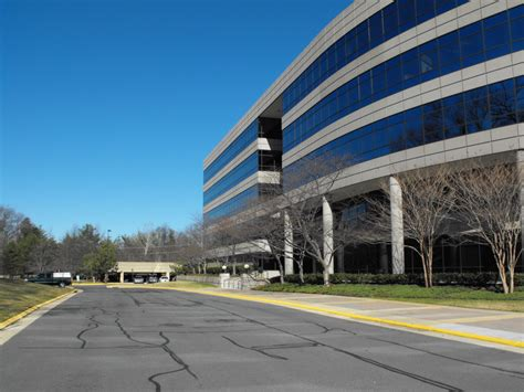 West Parking Garage by Parking Garage Restoration Services Fairfax Parking