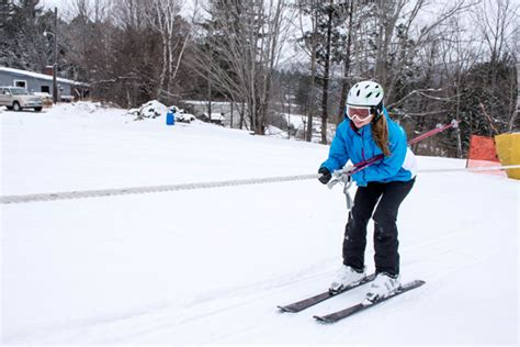 backyard rope tow photos ascutney outdoor rope towthe vermont standard